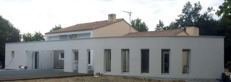 Extension habitation _Venansault